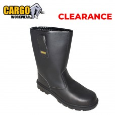 Cold Store Fur Lined Rigger Boot S3 SRC