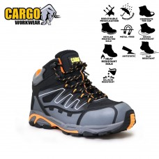 Cargo Jet Waterproof Safety Trainer Boot S3 SRC WR HRO