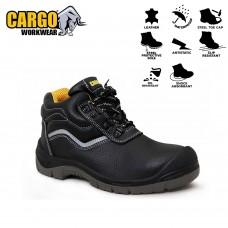 Cargo Tyson Safety Steel Toe Cap Boot S3 SRC