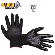 Cargo Smooth Nitrile Grip Glove